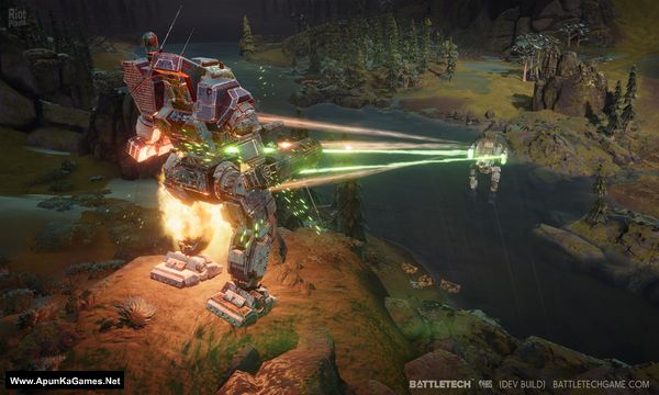 BATTLETECH Screenshot 3, Full Version, PC Game, Download Free