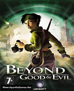 Beyond Good and Evil Cover, Poster, Full Version, PC Game, Download Free