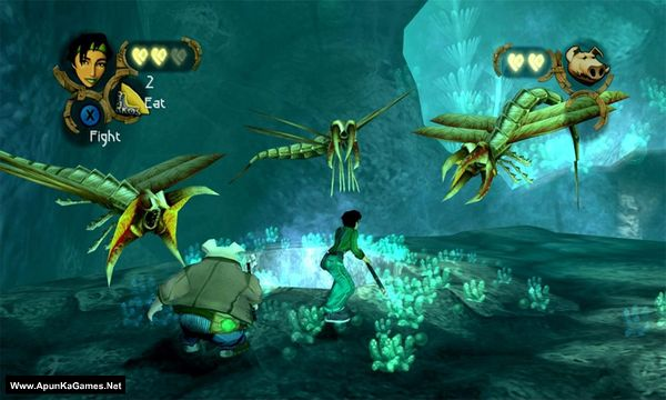 Beyond Good and Evil Screenshot 1, Full Version, PC Game, Download Free