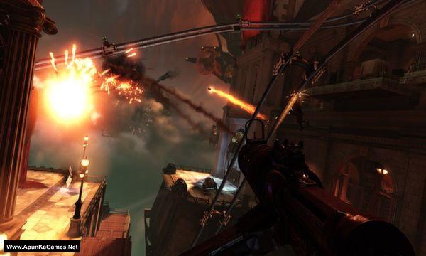 BioShock Infinite Screenshot 1, Full Version, PC Game, Download Free
