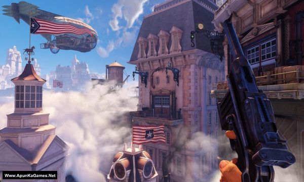 BioShock Infinite Screenshot 3, Full Version, PC Game, Download Free