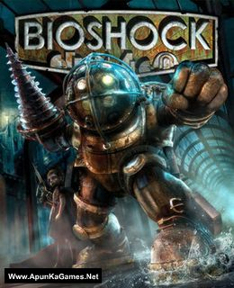 BioShock Cover, Poster, Full Version, PC Game, Download Free