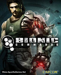 Bionic Commando Cover, Poster, Full Version, PC Game, Download Free