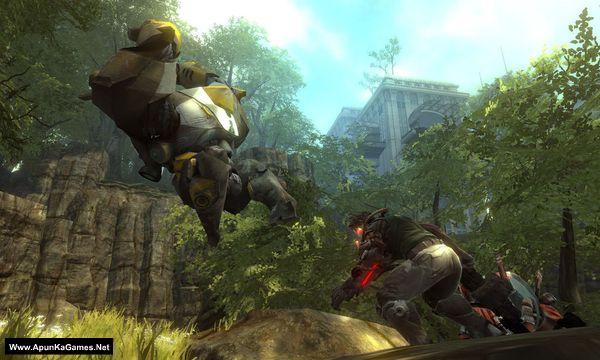 Bionic Commando Screenshot 1, Full Version, PC Game, Download Free