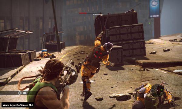 Bionic Commando Screenshot 2, Full Version, PC Game, Download Free