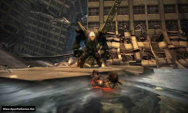 Bionic Commando Screenshot 3, Full Version, PC Game, Download Free