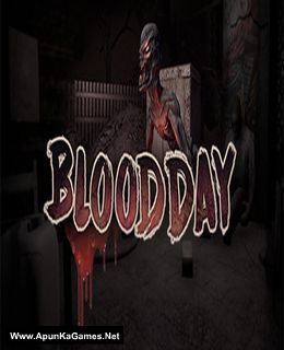 Blood Day Cover, Poster, Full Version, PC Game, Download Free