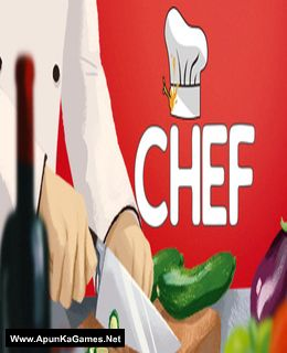 Chef: A Restaurant Tycoon Game Cover, Poster, Full Version, PC Game, Download Free