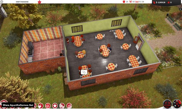 Chef: A Restaurant Tycoon Game Screenshot 3, Full Version, PC Game, Download Free