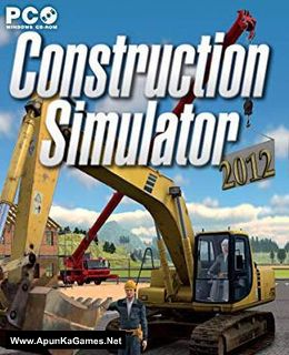 Construction Simulator 2012 Cover, Poster, Full Version, PC Game, Download Free