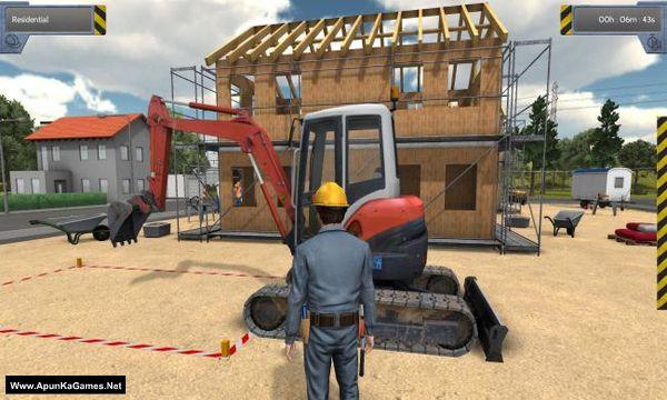 Construction Simulator 2012 Screenshot 1, Full Version, PC Game, Download Free