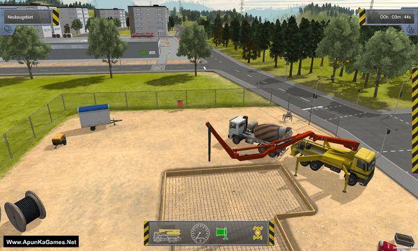 Construction Simulator 2012 Screenshot 2, Full Version, PC Game, Download Free