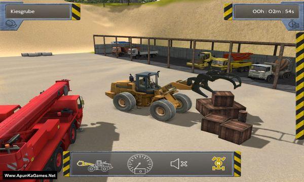 Construction Simulator 2012 Screenshot 3, Full Version, PC Game, Download Free