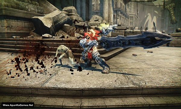 Darksiders Warmastered Edition Screenshot 1, Full Version, PC Game, Download Free