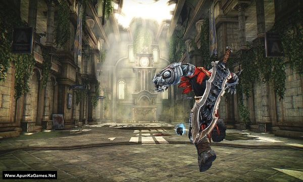 Darksiders Warmastered Edition Screenshot 2, Full Version, PC Game, Download Free