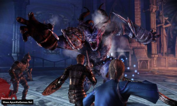 Dragon Age: Origins Screenshot 1, Full Version, PC Game, Download Free