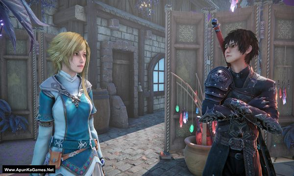 Edge of Eternity Screenshot 1, Full Version, PC Game, Download Free