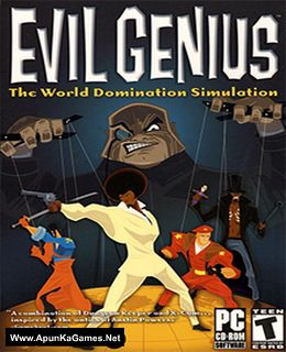 Evil Genius Cover, Poster, Full Version, PC Game, Download Free