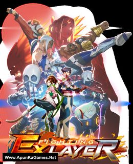 FIGHTING EX LAYER Cover, Poster, Full Version, PC Game, Download Free