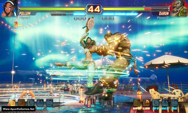 FIGHTING EX LAYER Screenshot 2, Full Version, PC Game, Download Free