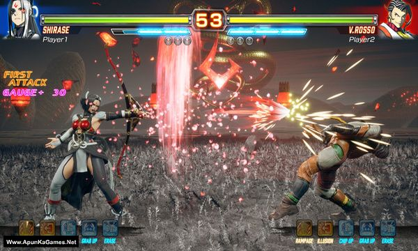 FIGHTING EX LAYER Screenshot 3, Full Version, PC Game, Download Free