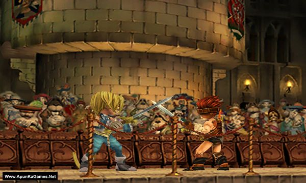 Final Fantasy IX Screenshot 1, Full Version, PC Game, Download Free