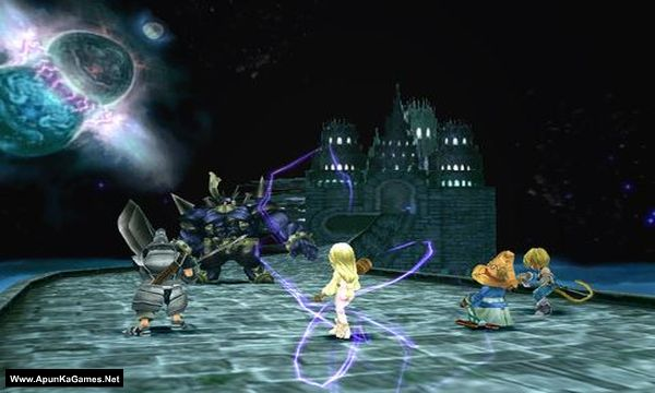 Final Fantasy IX Screenshot 2, Full Version, PC Game, Download Free