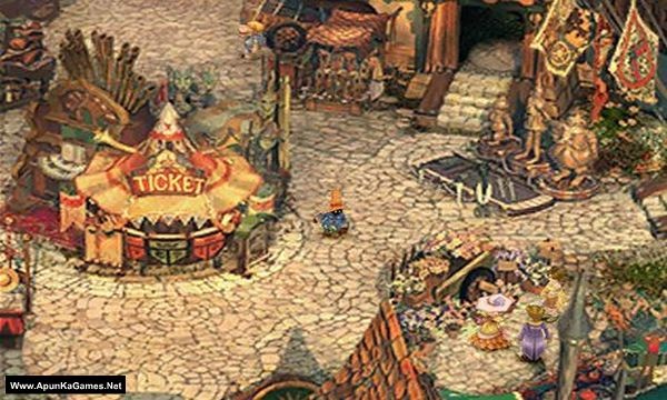 Final Fantasy IX Screenshot 3, Full Version, PC Game, Download Free