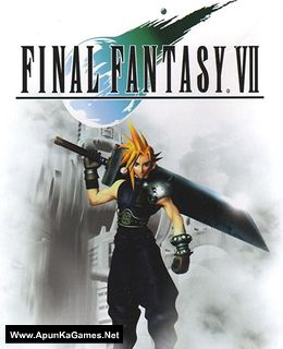 Final Fantasy VII Cover, Poster, Full Version, PC Game, Download Free