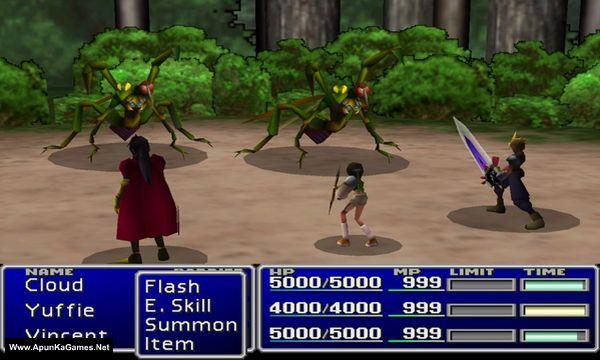 Final Fantasy VII Screenshot 2, Full Version, PC Game, Download Free