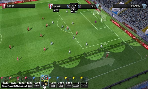Football Club Simulator 19 Screenshot 1, Full Version, PC Game, Download Free