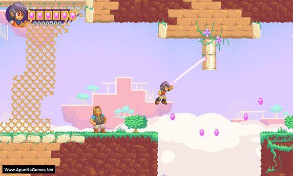 Grapple Force Rena Screenshot 1, Full Version, PC Game, Download Free