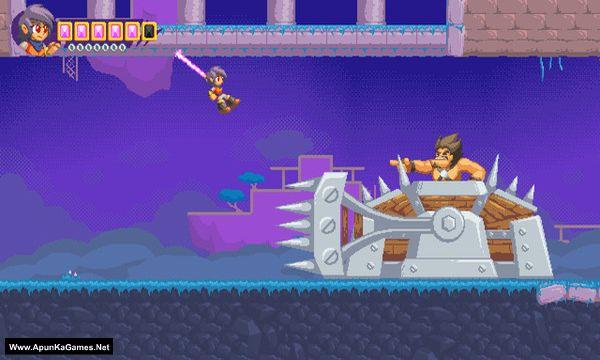 Grapple Force Rena Screenshot 2, Full Version, PC Game, Download Free