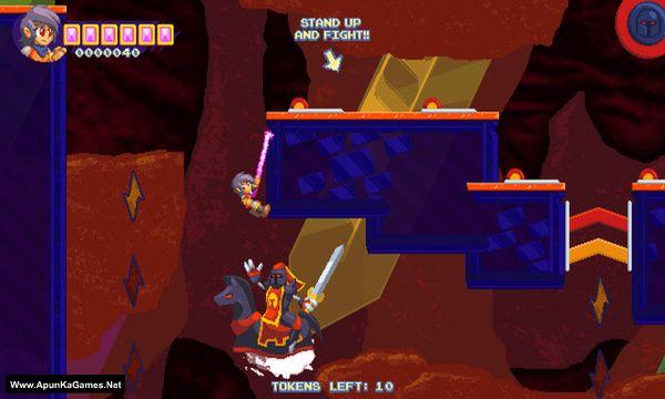 Grapple Force Rena Screenshot 3, Full Version, PC Game, Download Free