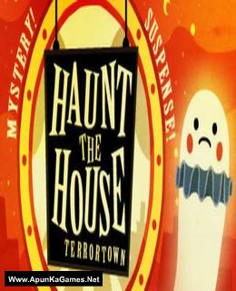 Haunt the House: Terrortown Cover, Poster, Full Version, PC Game, Download Free