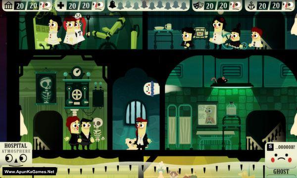 Haunt the House: Terrortown Screenshot 2, Full Version, PC Game, Download Free