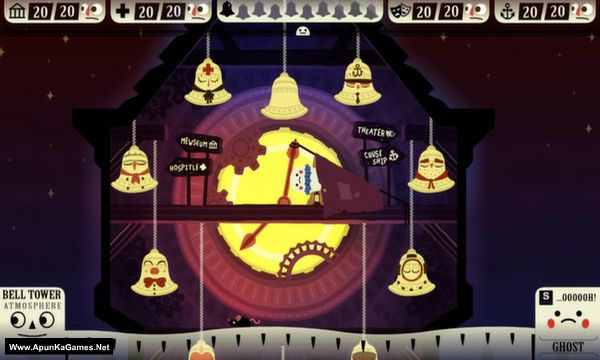 Haunt the House: Terrortown Screenshot 3, Full Version, PC Game, Download Free
