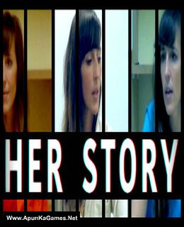 Her Story Cover, Poster, Full Version, PC Game, Download Free