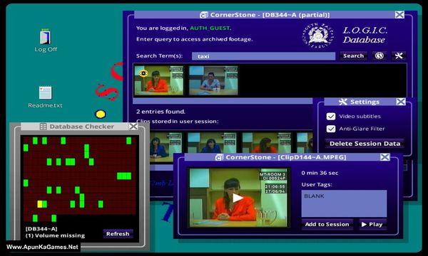 Her Story Screenshot 1, Full Version, PC Game, Download Free