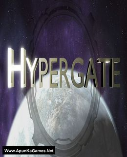 Hypergate Cover, Poster, Full Version, PC Game, Download Free