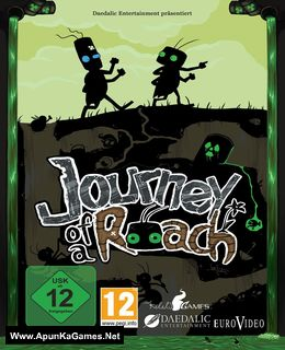 Journey of a Roach Cover, Poster, Full Version, PC Game, Download Free