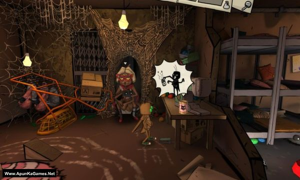 Journey of a Roach Screenshot 1, Full Version, PC Game, Download Free