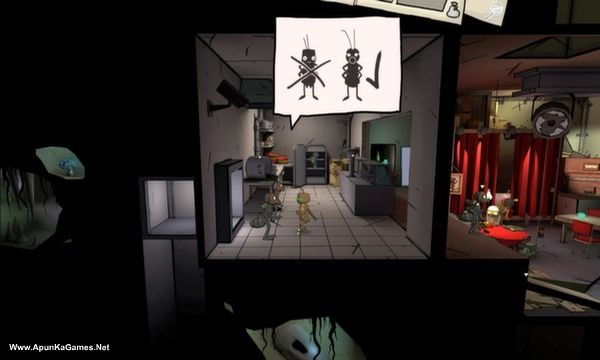 Journey of a Roach Screenshot 2, Full Version, PC Game, Download Free