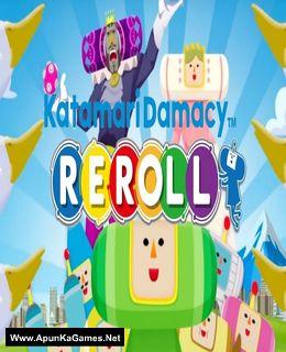 Katamari Damacy Reroll Cover, Poster, Full Version, PC Game, Download Free