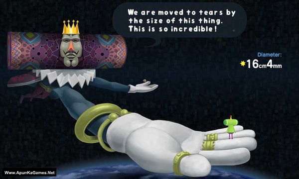 Katamari Damacy Reroll Screenshot 2, Full Version, PC Game, Download Free