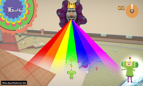 Katamari Damacy Reroll Screenshot 3, Full Version, PC Game, Download Free