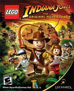 LEGO Indiana Jones: The Original Adventures Cover, Poster, Full Version, PC Game, Download Free