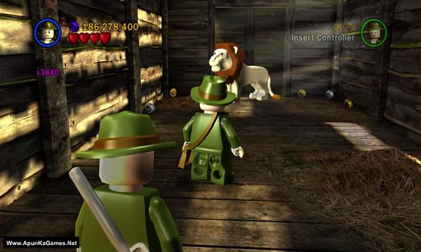 LEGO Indiana Jones: The Original Adventures Screenshot 1, Full Version, PC Game, Download Free