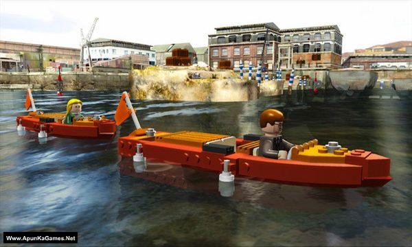 LEGO Indiana Jones: The Original Adventures Screenshot 3, Full Version, PC Game, Download Free