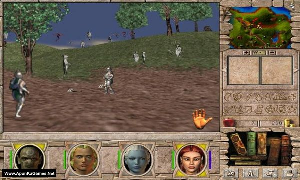 Might and Magic 7: For Blood and Honor Screenshot 1, Full Version, PC Game, Download Free